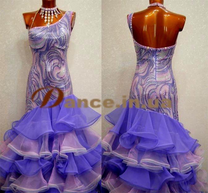 Цветы для платьев бальных 29