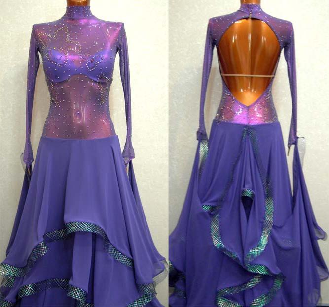 модель платья 2014